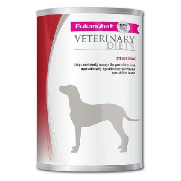 eukanuba intestinal disorders hund 400 g magen darm trakt veterinary diet eukanuba. Black Bedroom Furniture Sets. Home Design Ideas