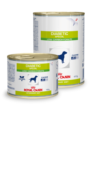 royal canin canine diabetic special low carbohydrate 12 x 410 g diabetes mellitus. Black Bedroom Furniture Sets. Home Design Ideas