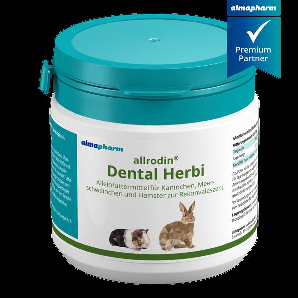 almapharm allrodin Dental Herbi, 60 g