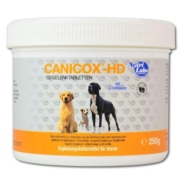 NutriLabs Canicox-HD, 100 Kautabletten