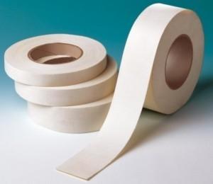 Gewebeklebeband rohweiß 25 mm, 50 m