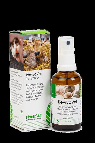 PlantaVet RevivoVet® - Sprühflasche, 50 ml