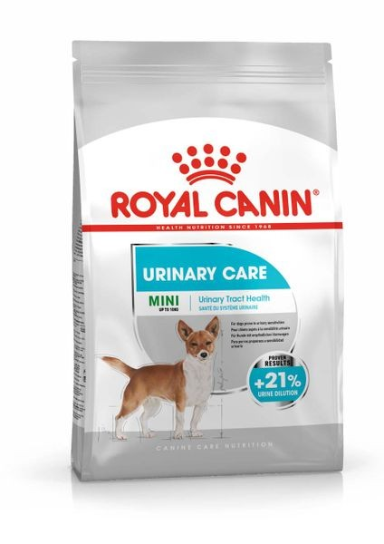 Royal Canin Size Health Nutrition Urinary Care Mini, 3 kg