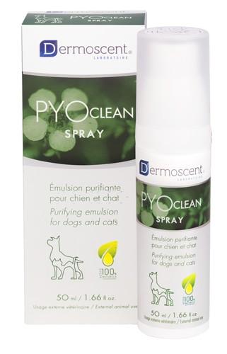 Selectavet PYOclean® Spray, 50 ml