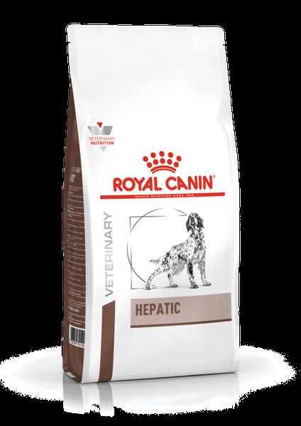 Royal Canin canine Hepatic, 1,5 kg