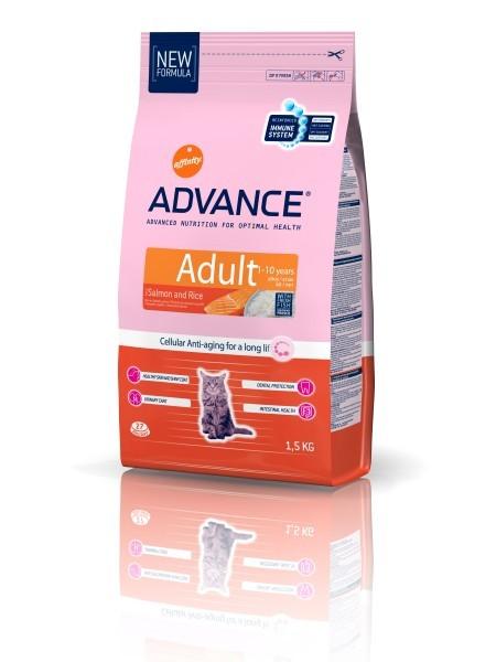 ADVANCE Cat Adult Lachs & Reis, 3 kg