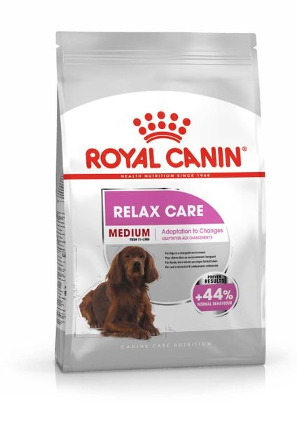 Royal Canin Size Health Nutrition Relax Care Medium, 3 kg