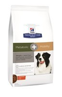 Hill's Prescription Diet Canine Metabolic+Mobility mit Huhn, 4 kg