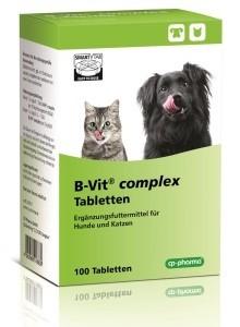 cp-pharma B-Vit complex Tabletten