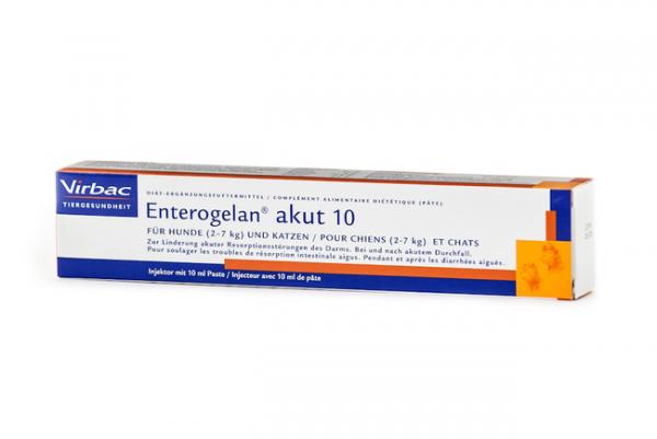 Virbac Enterogelan akut 10, Injektor 11,5 g