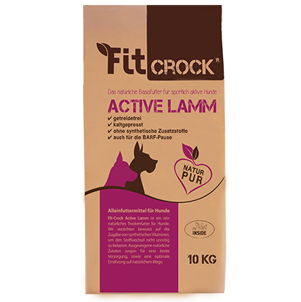 cdVet Fit-Crock Active Lamm, 10 kg