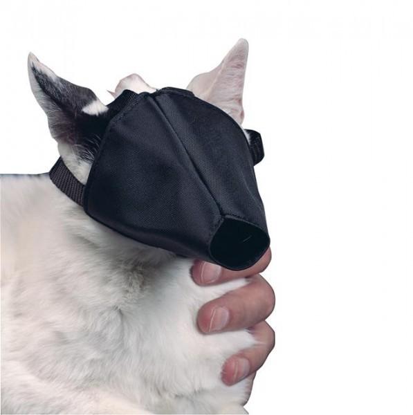 Dog Muzzle Maulkörbe aus Nylon,  für Katze Universalgröße