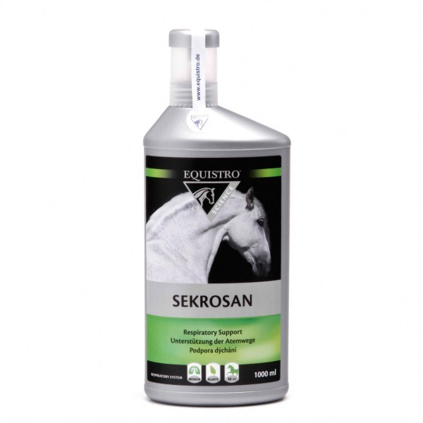 Vetoquinol EQUISTRO Sekrosan Liquid, 1000 ml