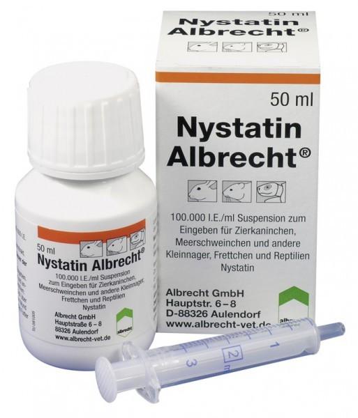 Dechra Nystatin Albrecht, 50 ml