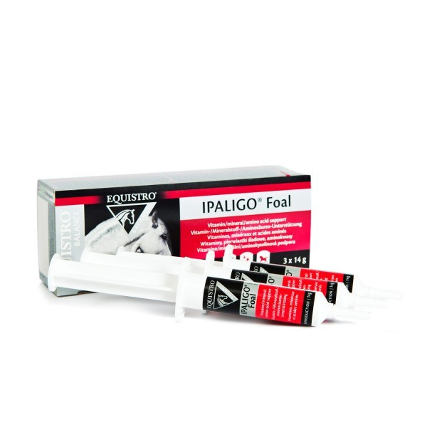 Vetoquinol Equistro Ipaligo Foal, 3 x 14 g