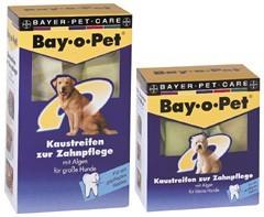 Bay-o-Pet Zahnpflegekaustreifen Algen großer Hund, 140 g