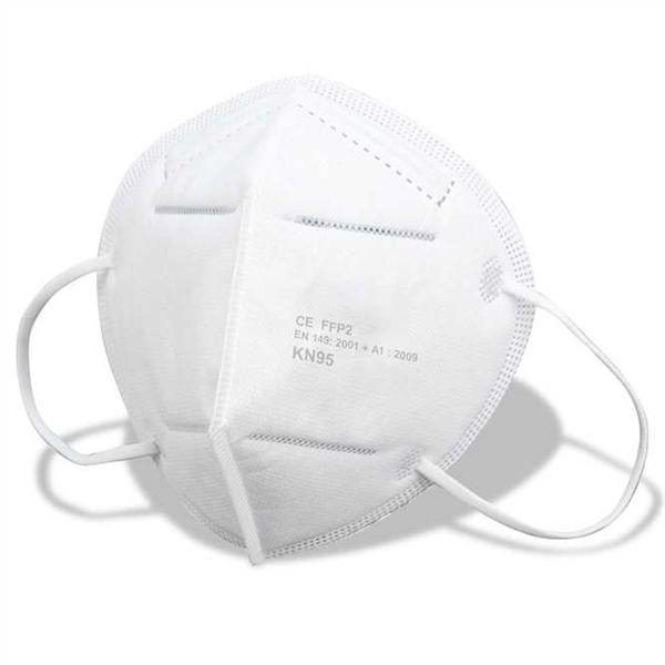Filtrierende Halbmaske KN95, 20 Stück/Box, Mundschutz