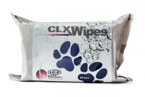 aniMedica CLX Wipes, 40 Stück