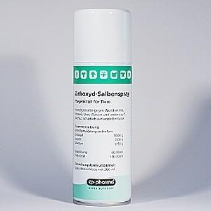 Zinkoxyd-Salbenspray, 200 ml