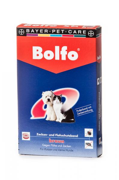 Bolfo Flohschutzband für Katzen und kleine Hunde (35 cm)