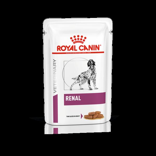 Royal Canin canine RENAL Feine Stückchen in Soße, 12 x 100 g