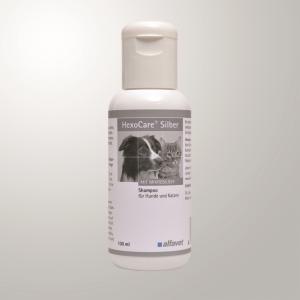 alfavet HexoCare® Silber Shampoo, 100 ml