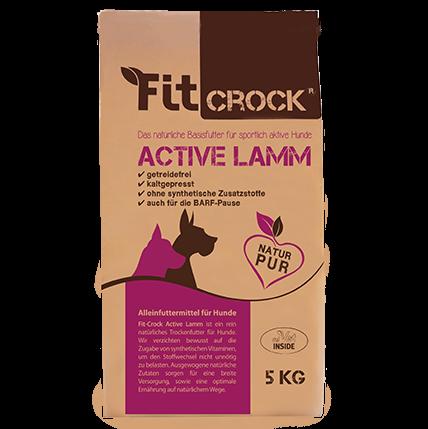 cdVet Fit-Crock Active Lamm, 5 kg