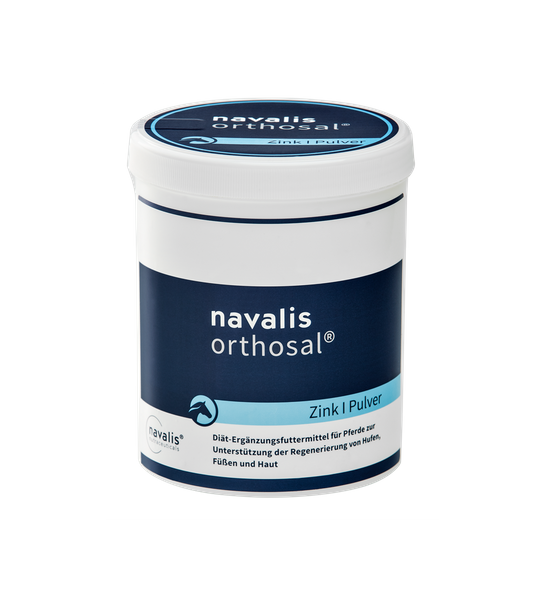 navalis orthosal® Zink HORSE, 500 g