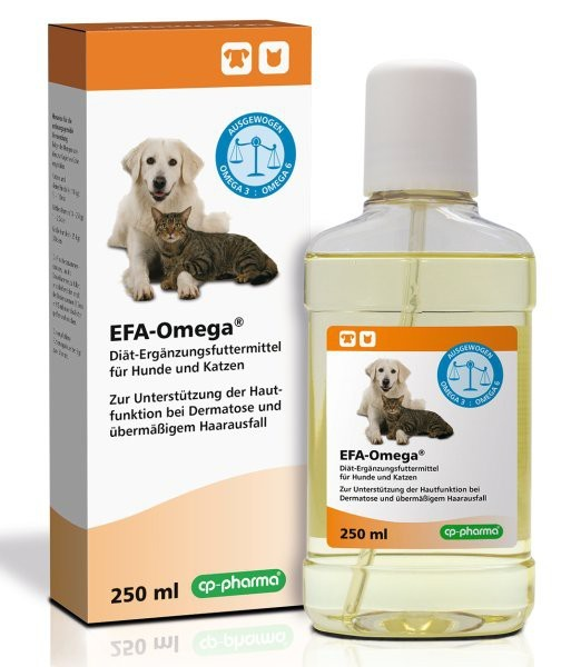 cp-pharma EFA-Omega, 250 ml