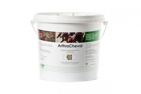 PlantaVet ArthroCheval® - Pellets, 3 kg