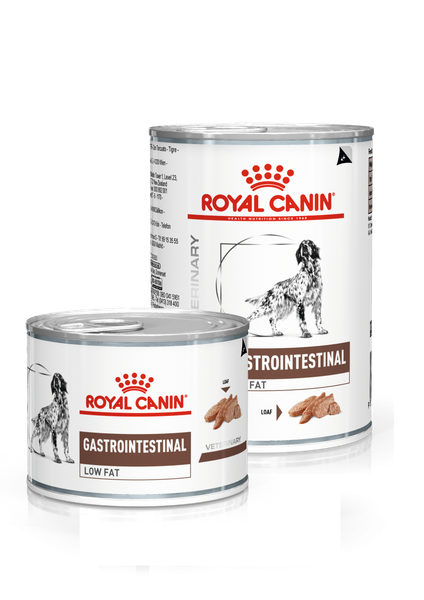 Royal Canin canine GASTRO INTESTINAL Low Fat Mousse, 12 x 410 g