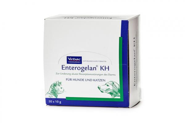 Virbac Enterogelan KH, 50 x 10 g Beutel