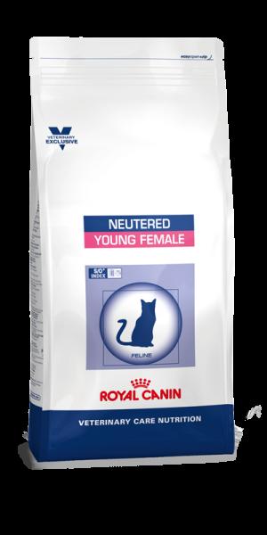 Royal Canin feline NEUTERED Young Female, 1,5 kg