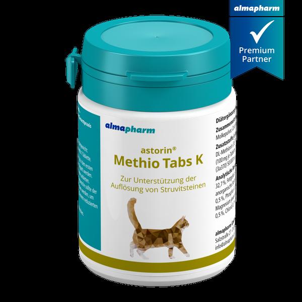 almapharm astorin Methio Tabs 100, 200 Tabl.