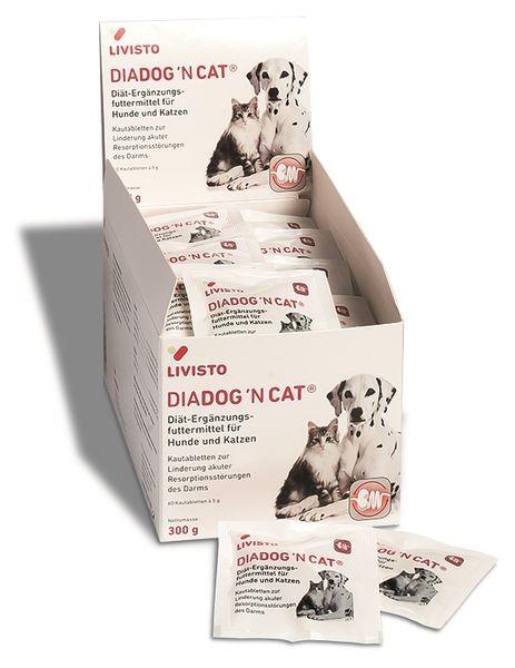 aniMedica curasal DiaDog N Cat,  6 x 5 g
