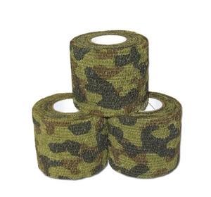 PetFlex®-Binden Camouflage 10 cm braun/grün, 18 Stück