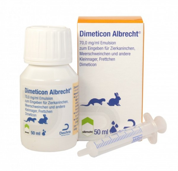 Dechra Dimeticon Albrecht, 50 ml