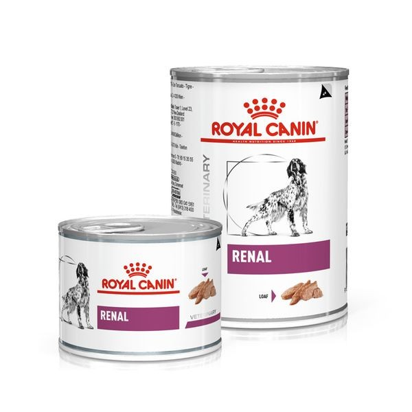 Royal Canin canine RENAL Mousse, 24 x 410 g