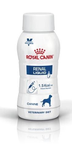 Royal Canin Canine RENAL LIQUID, 3 x 200 g