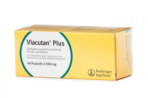 Boehringer Ingelheim Viacutan® Plus, 40 Kapseln