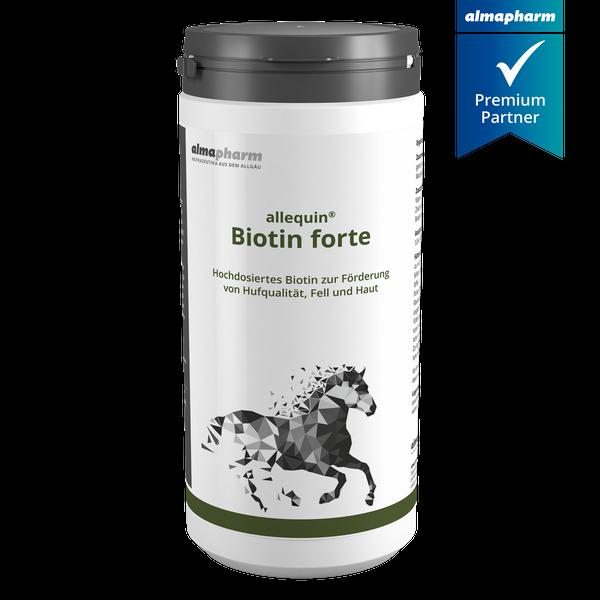 almapharm allequin Biotin forte, 800 g