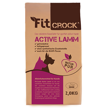 cdVet Fit-Crock Active Lamm, 2 kg