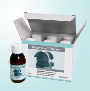 alfavet ReConvales Tonicum, 6 x 90 ml