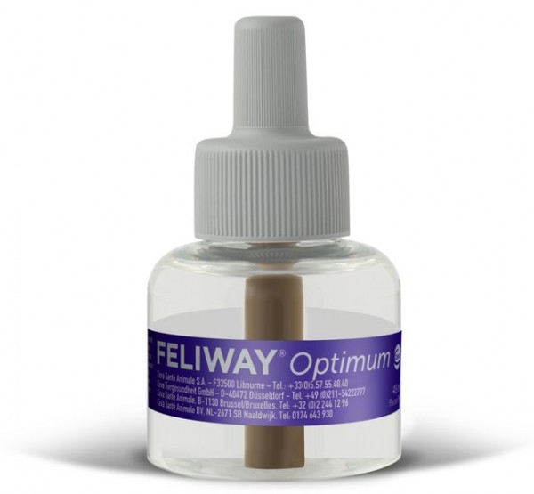 Ceva FELIWAY Optimum Nachfüllflacon, 48 ml